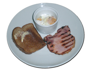 Breakfastsmokedporkchopandeggs81207